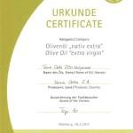 Award BioFach 2011 (Germany)
