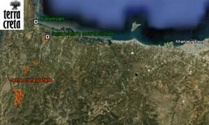 Company - mapa google earth